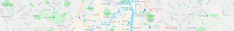 google maps zuerich schweiz