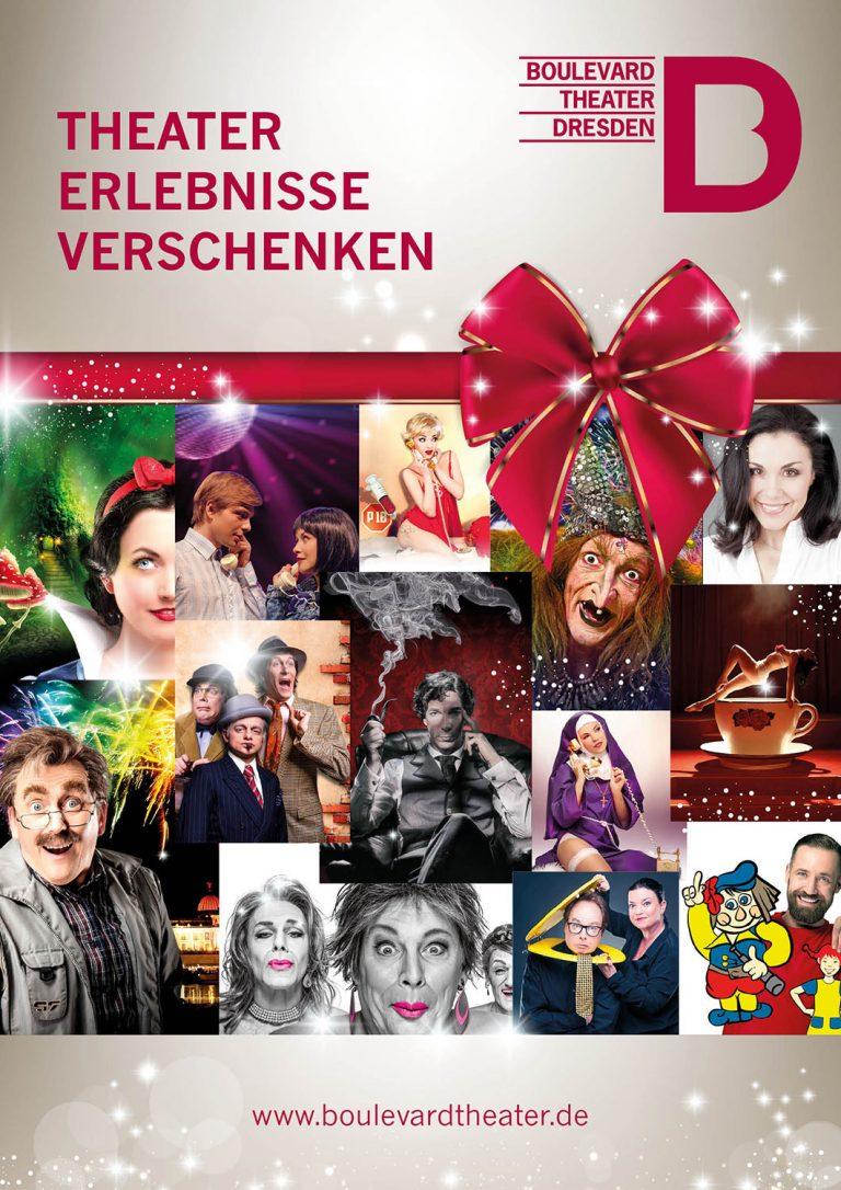 Theater Plakat Dresden